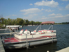 Northwood Pontoon rental